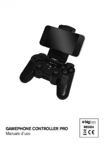 BB5026. Gamephone controller PRO Manuale d uso